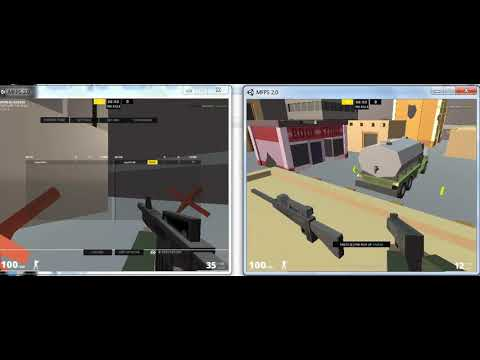 FPS multiplayer