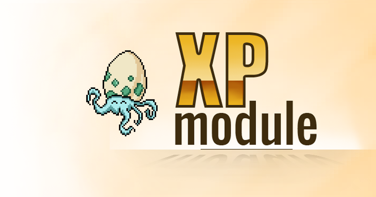[Asset Store] XpModule