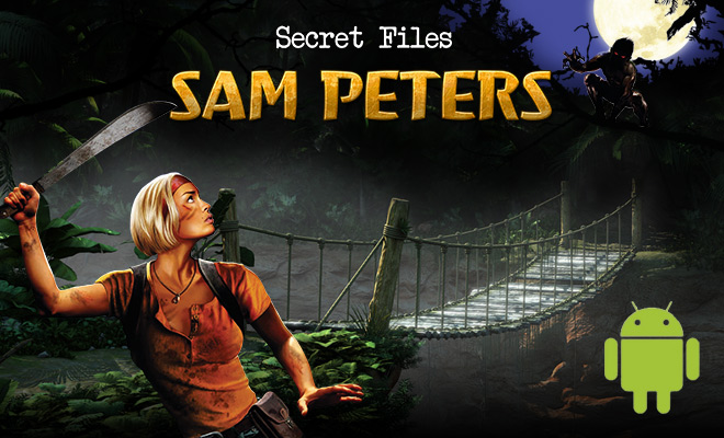 Secret Files: Sam Peters - mobile