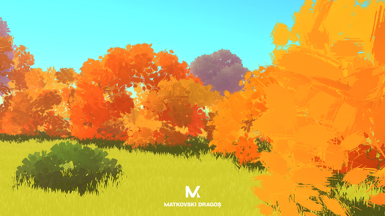 Stylized Vegetation