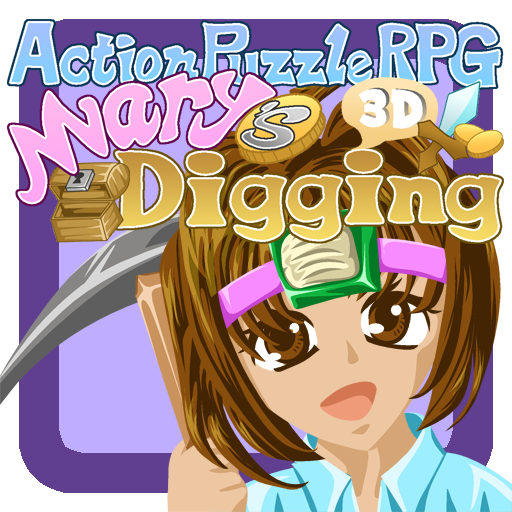ActionPuzzleRPGMary's3DDigging