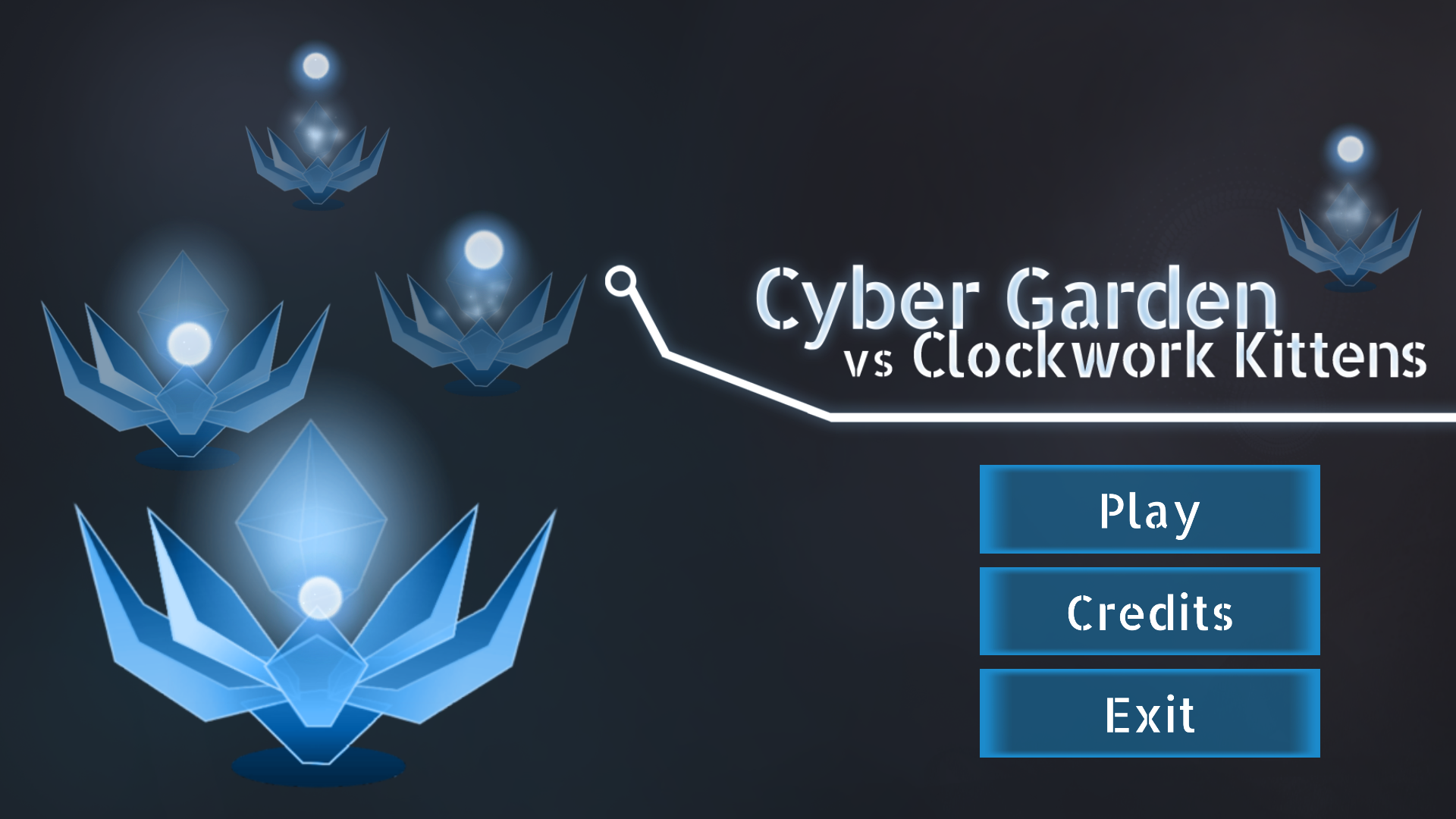 Cyber Garden vs Clockwork Kittens