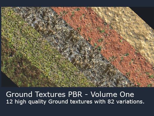 Ground Textures.