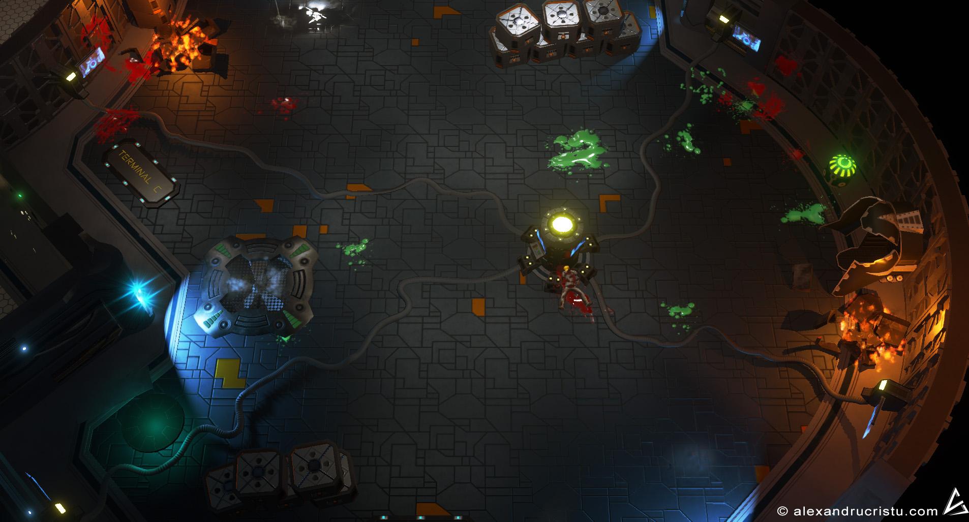 Sci-Fi Map