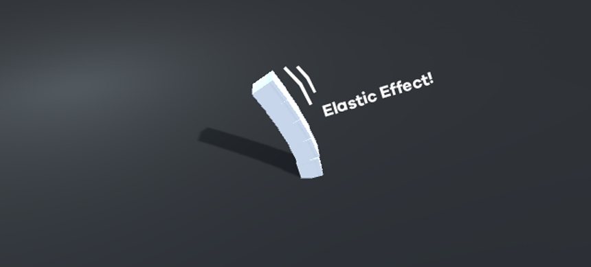 Elastic Effect - Simple, Real Time Elasticity