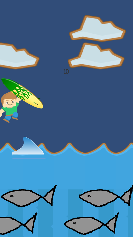 Flappy Surf