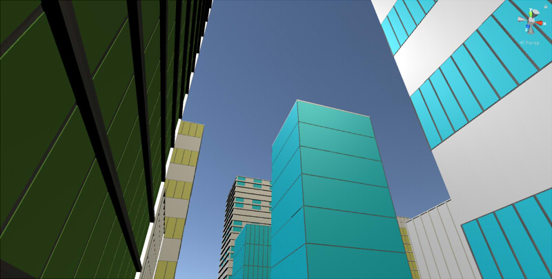 Building a procedural city generator in Unity