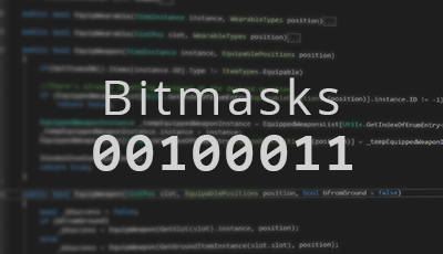 Bitmasks and enum flags
