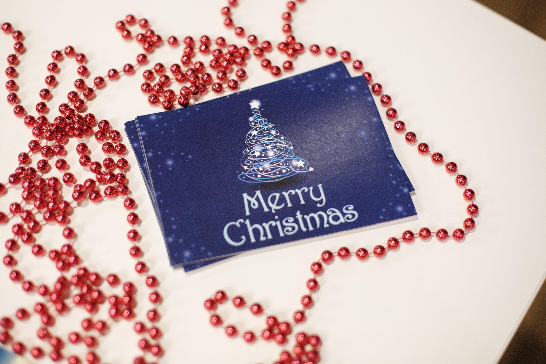 AR Christmas Card