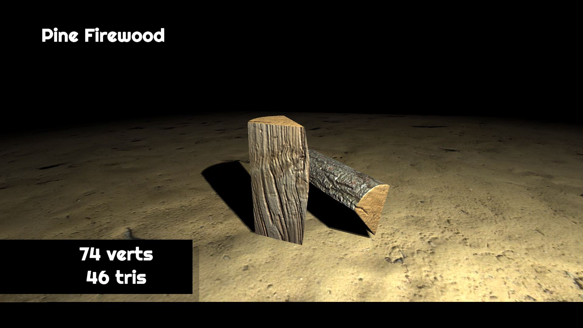 Wood Package - Logs and Firewood