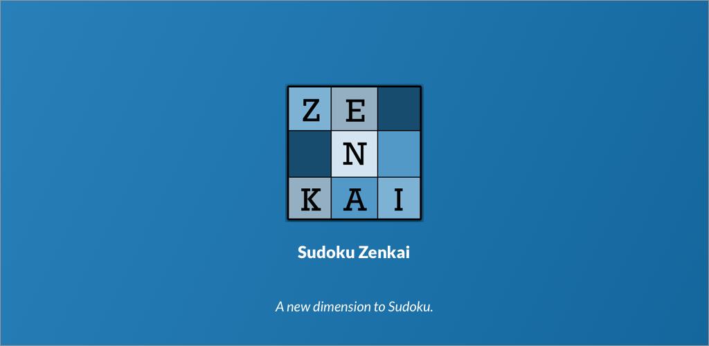 Sudoku Zenkai