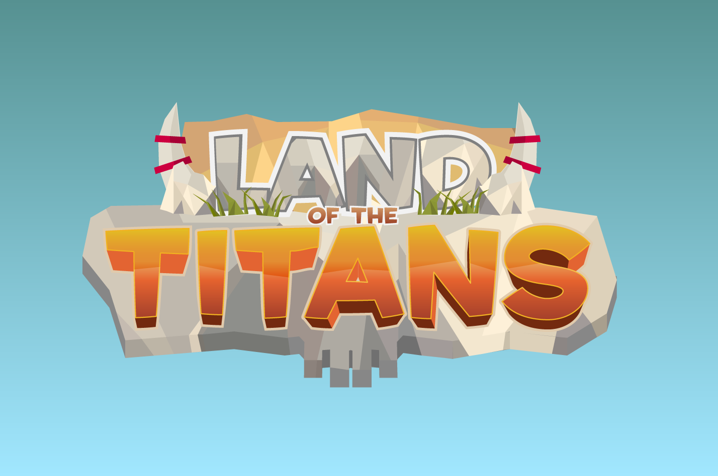 Land of the Titans!