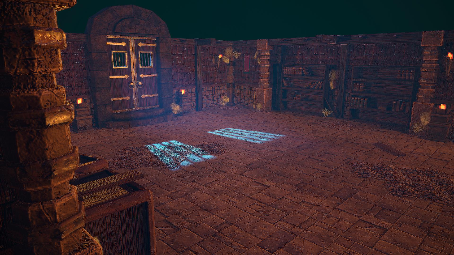 Blacksmith Dungeon