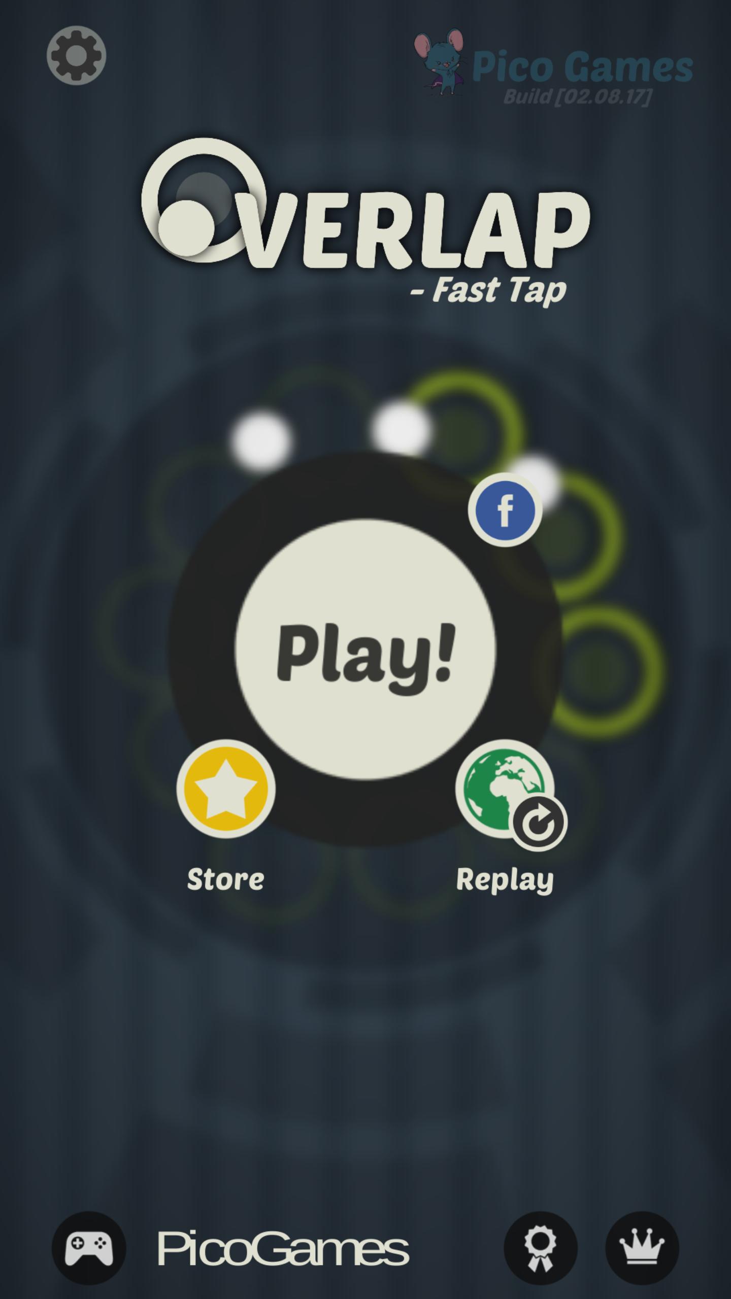 Overlap - Fast Tap