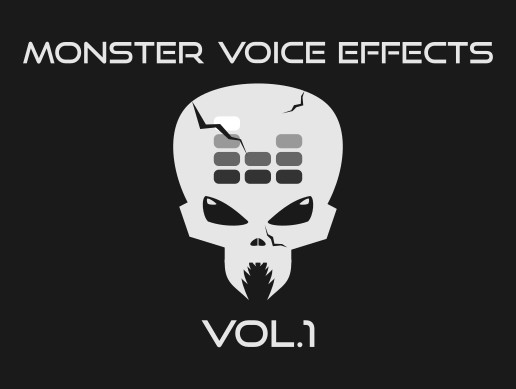 Monster Voice Effects Vol.1