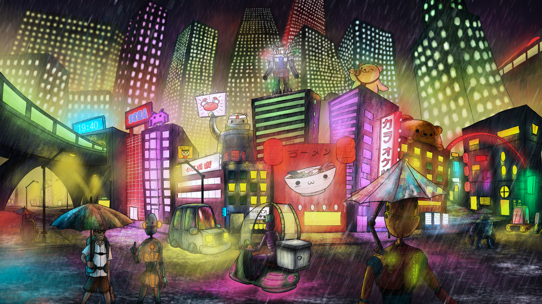 Tokyo - Background