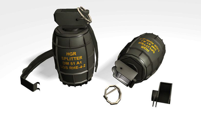 Grenade DM51A1