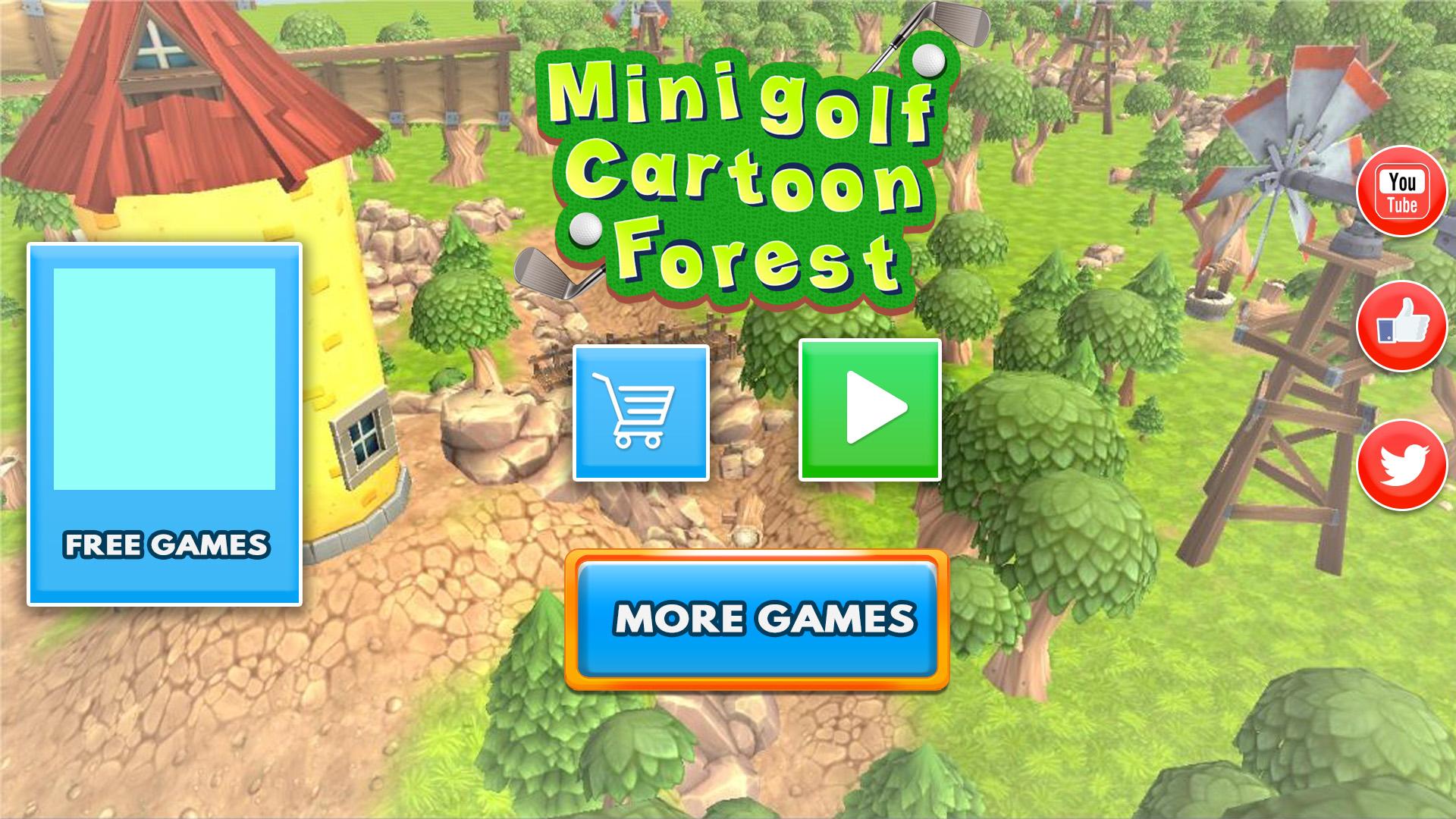 Cartoon style UI