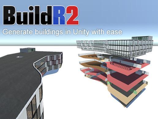 BuildR 2 - Building Generator