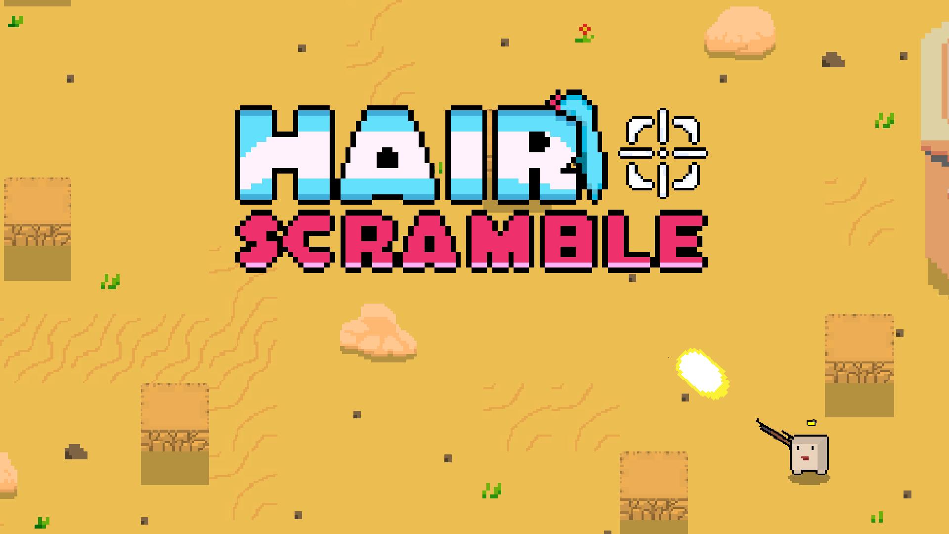 [MWU Korea '18] Hair Scramble / PoolC
