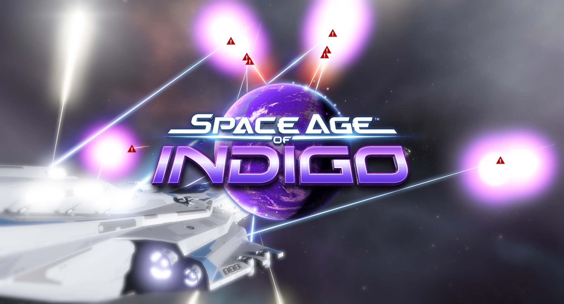 Space Age of Indigo