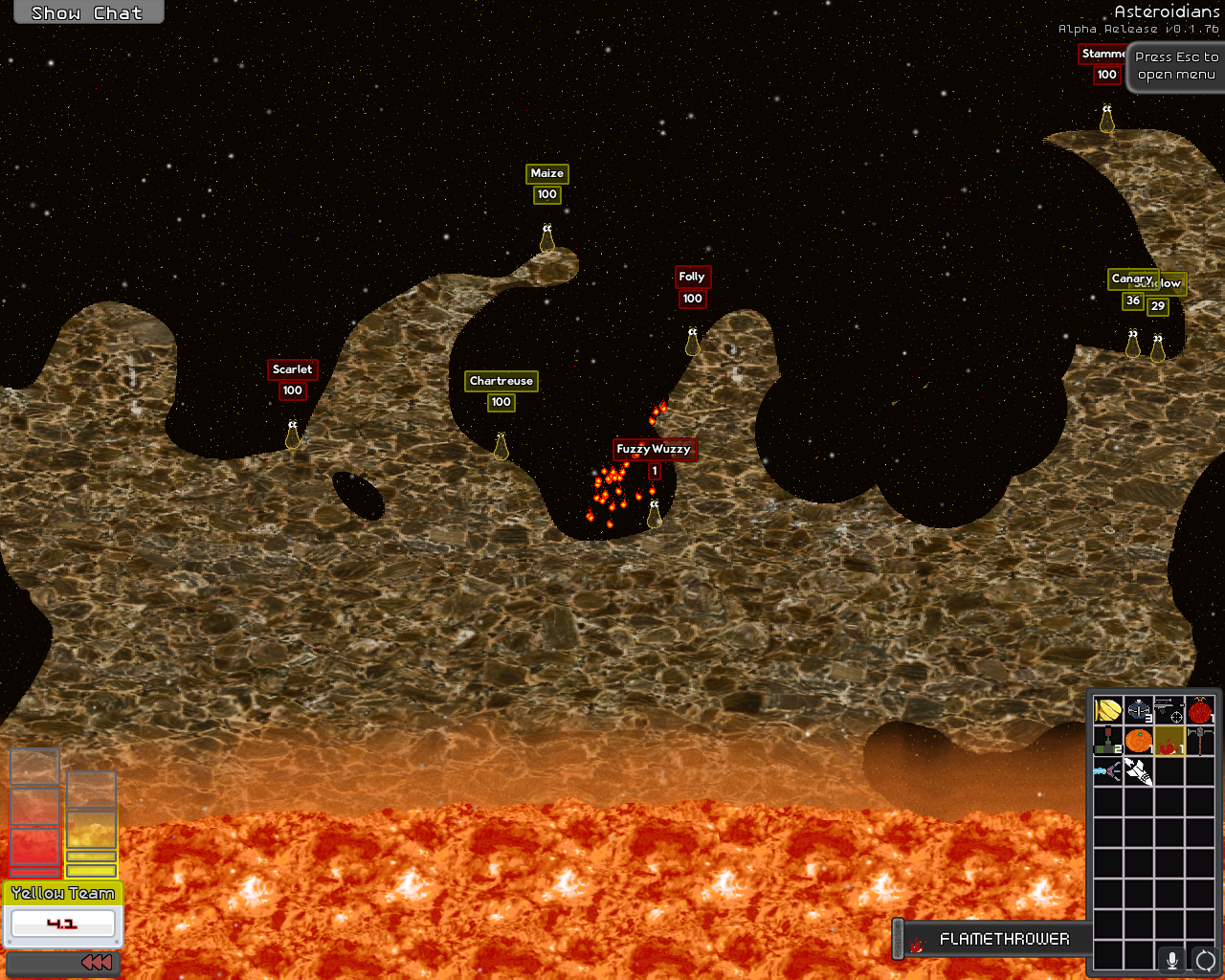 Asteroidians