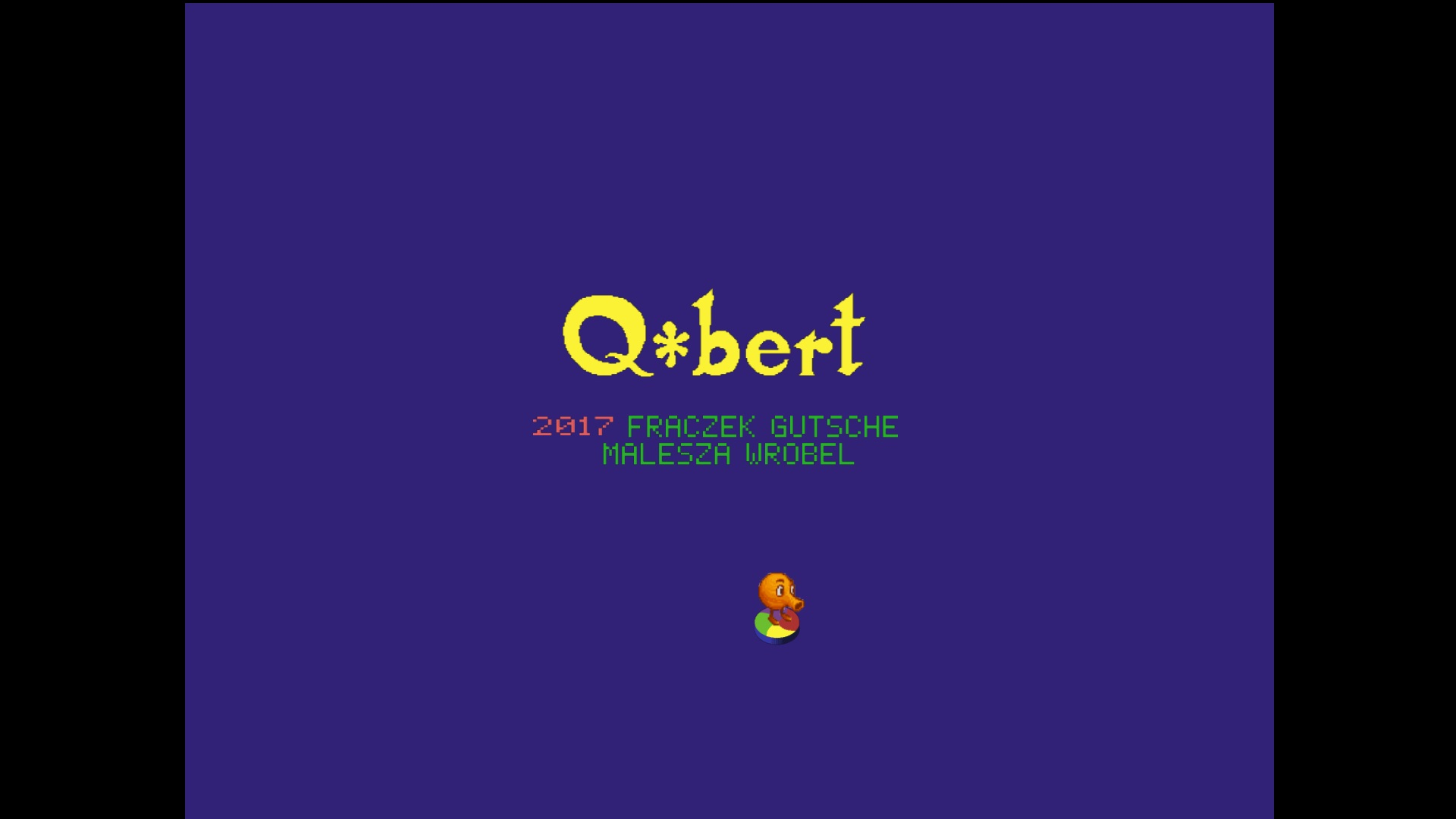 Q-Bert - Reverse Engineered