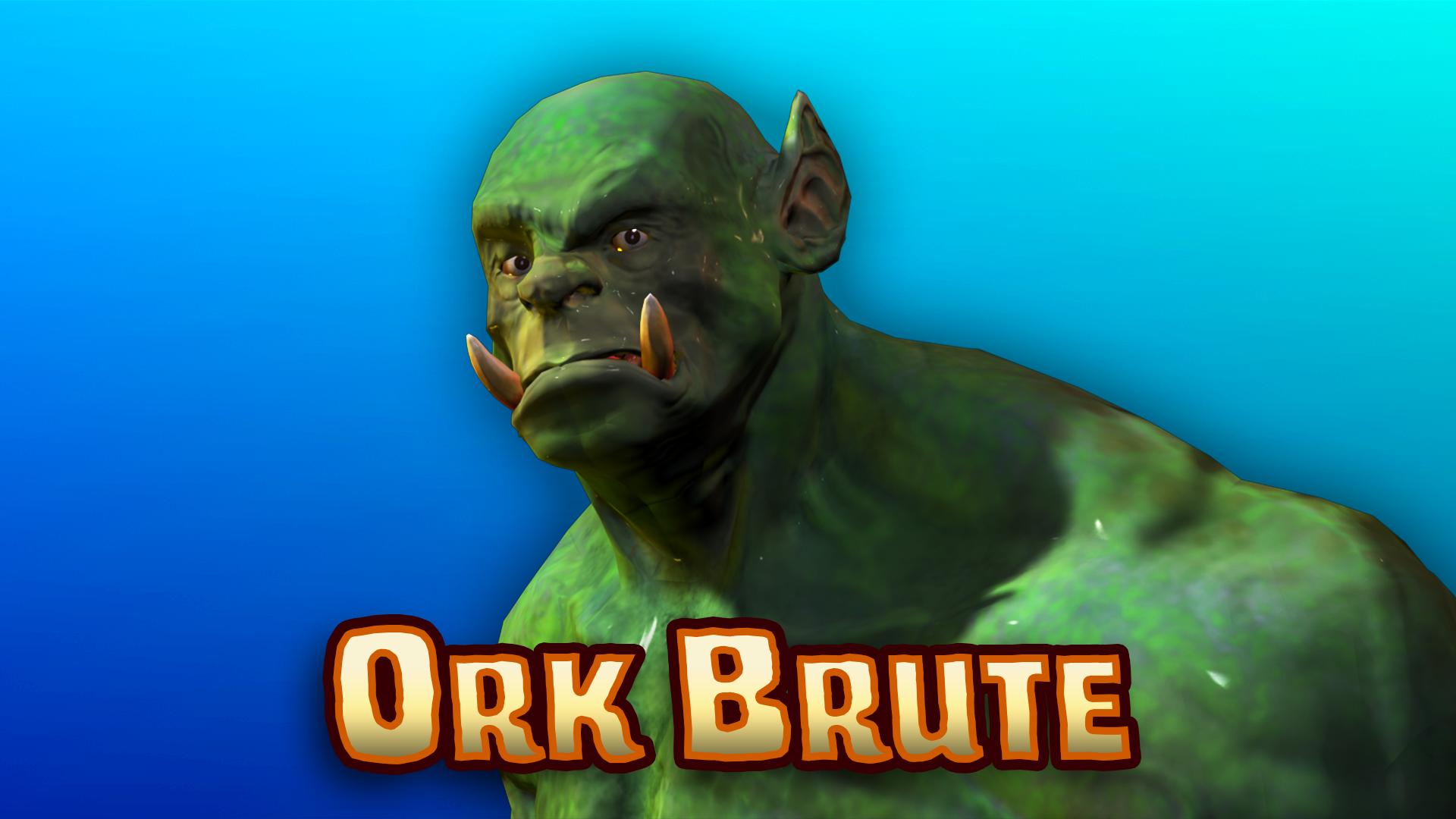 Ork Brute