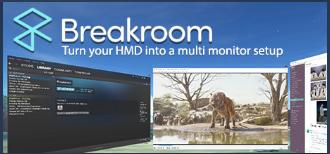 Breakroom. VR workspace