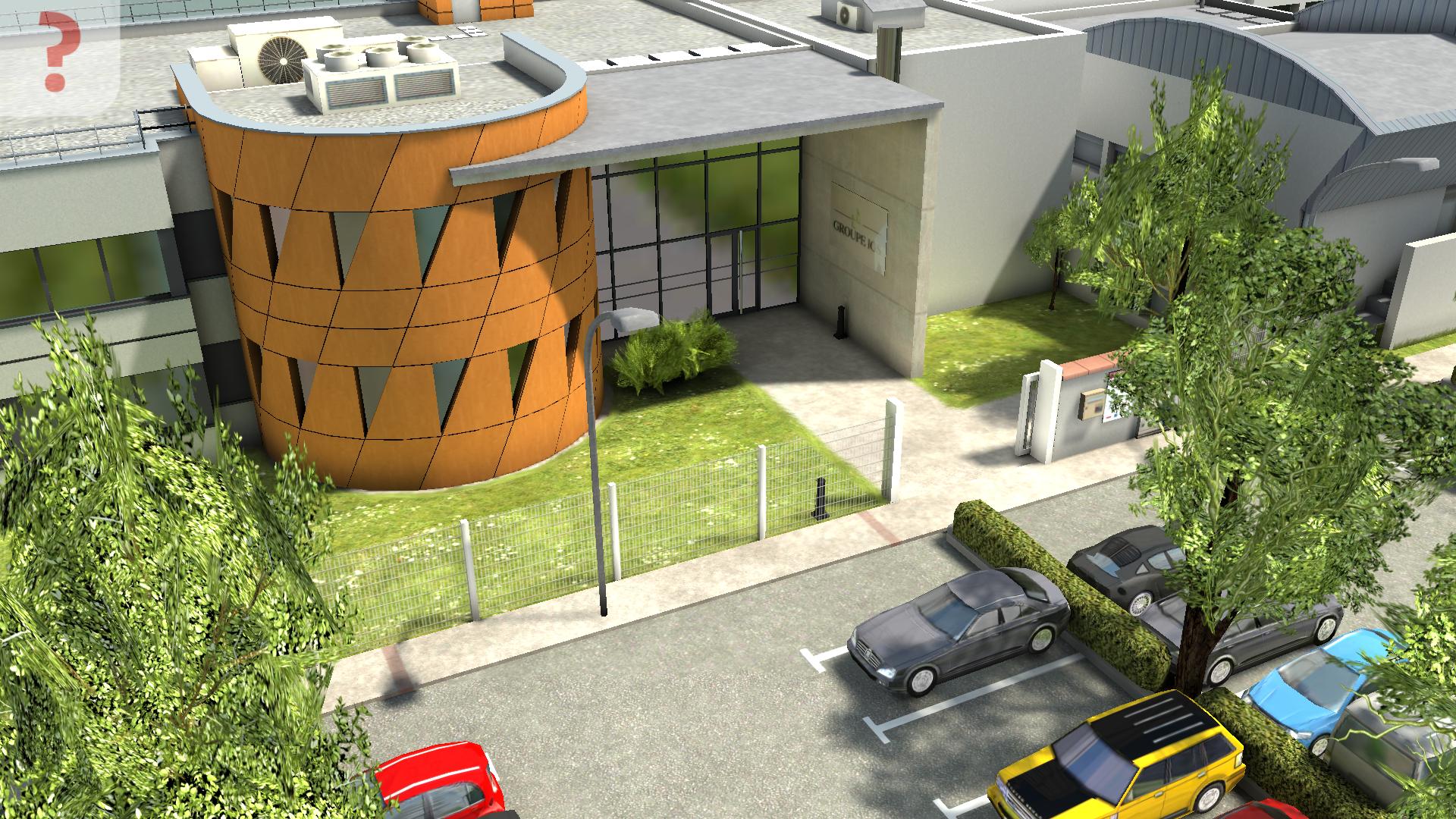 AR Campus - IPI 3D
