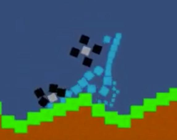 Pixel Car Climber PoC