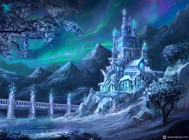 Ostaran - Frozen Castle