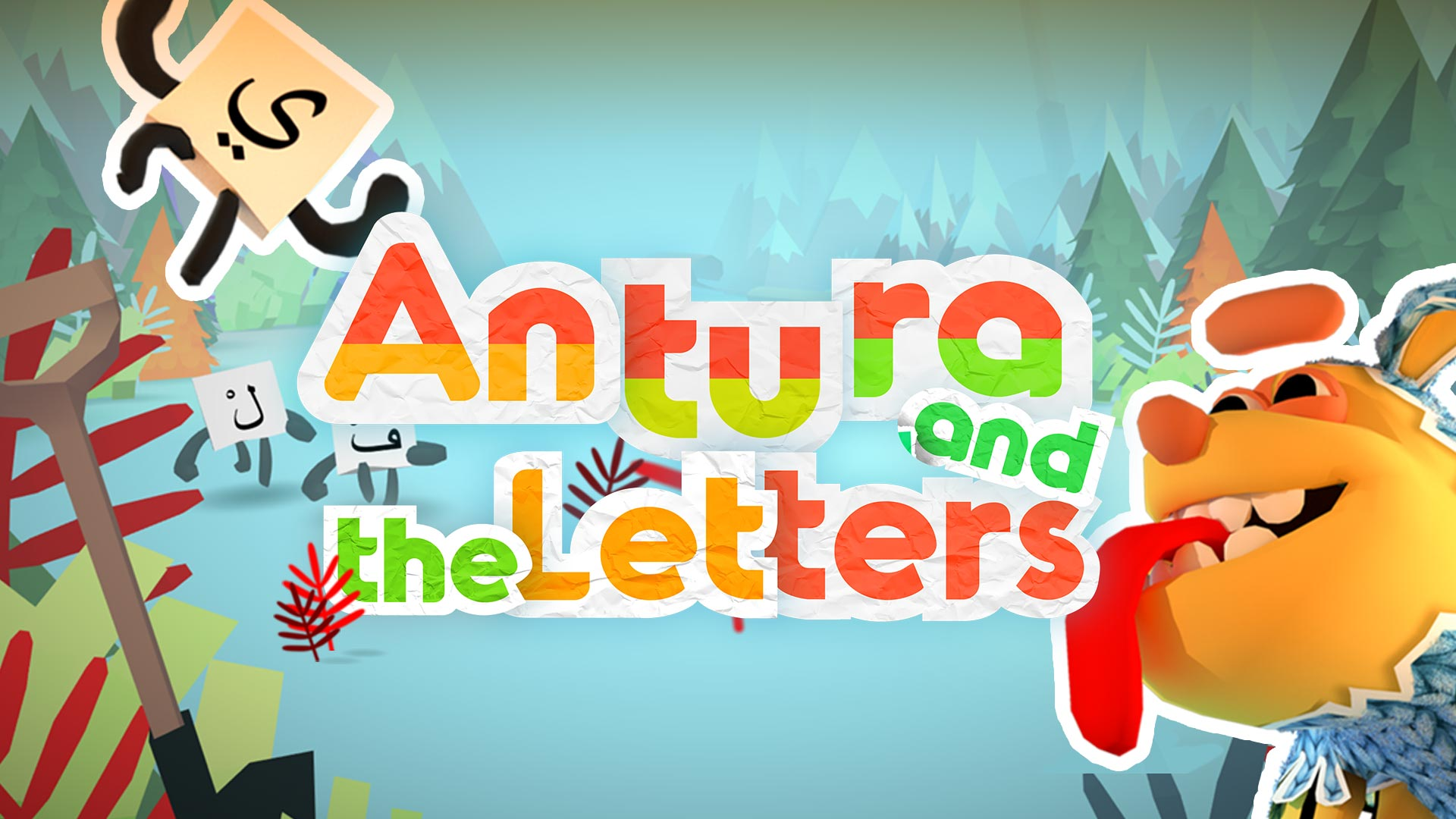 Antura & The Letters