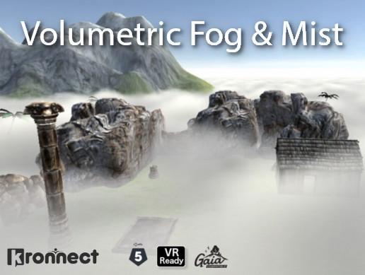 Volumetric Fog & Mist
