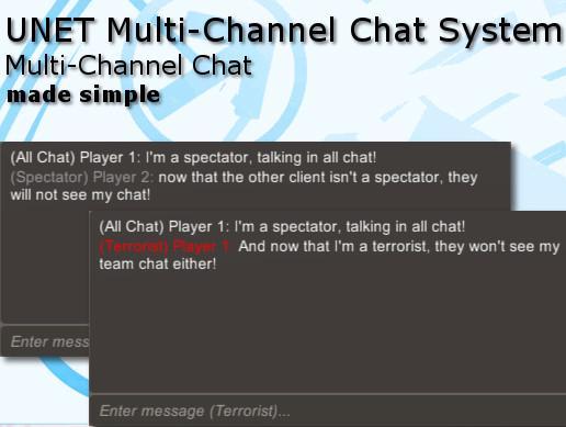 UNET Chat