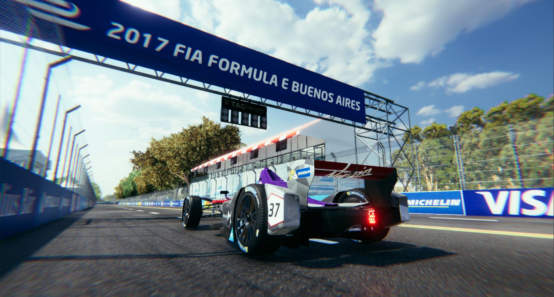 Formula E | Virtually Live
