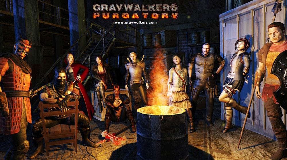 Graywalkers Purgatory