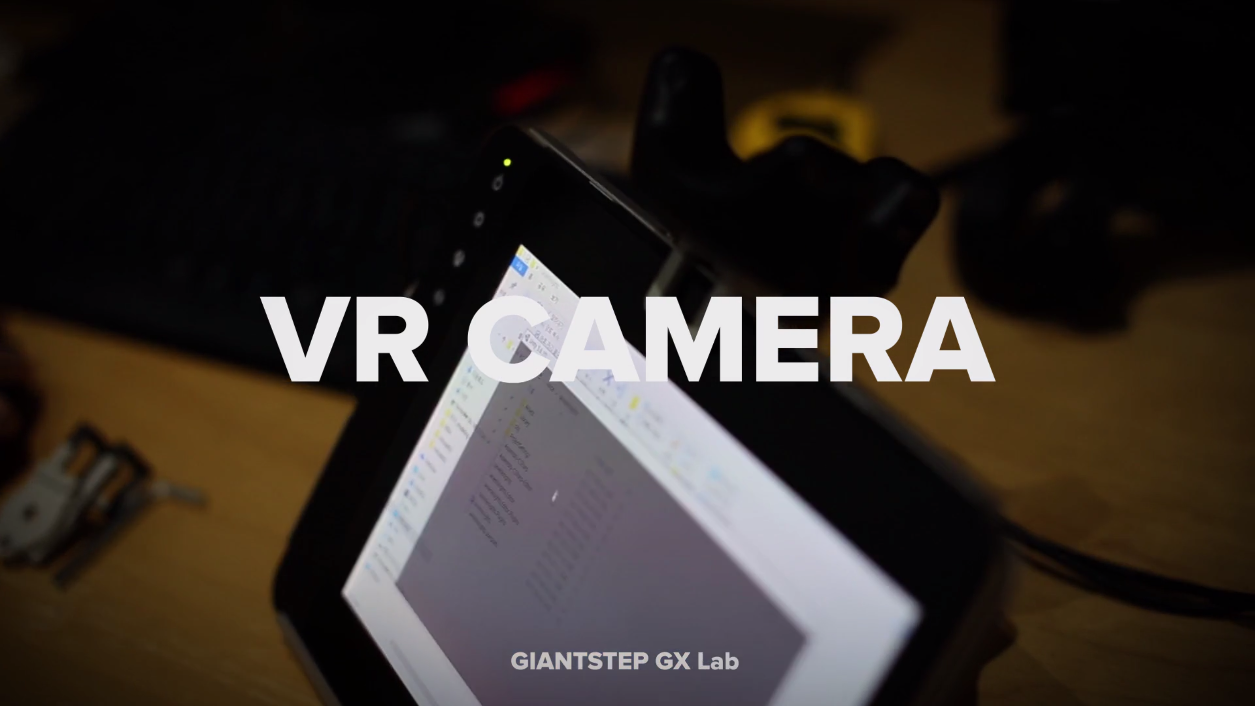 GX lab - VR CAMERA