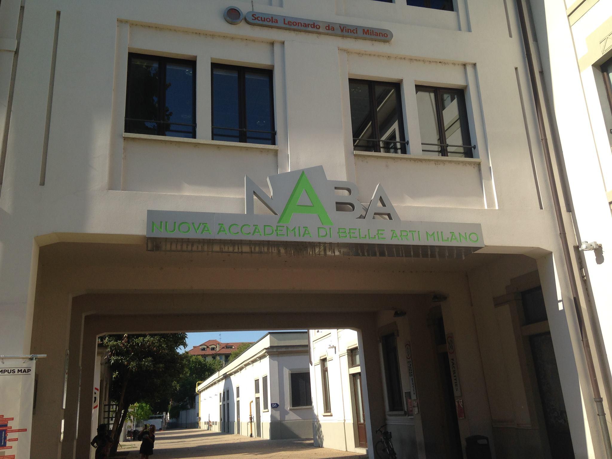 Workshops at NABA Milano