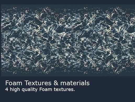 Sea Foam textures