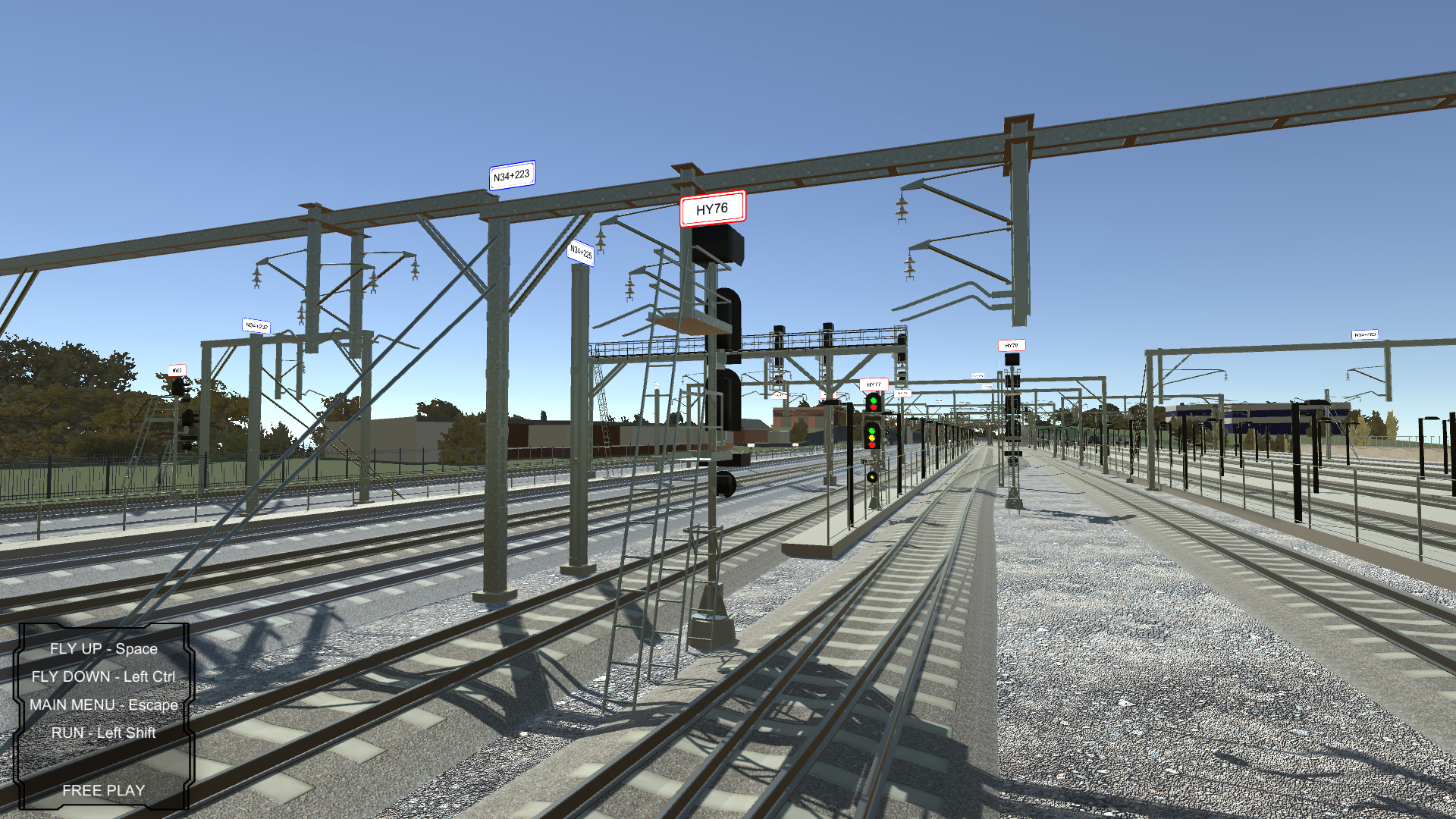Hornsby Station Upgrade: VR Driver Training