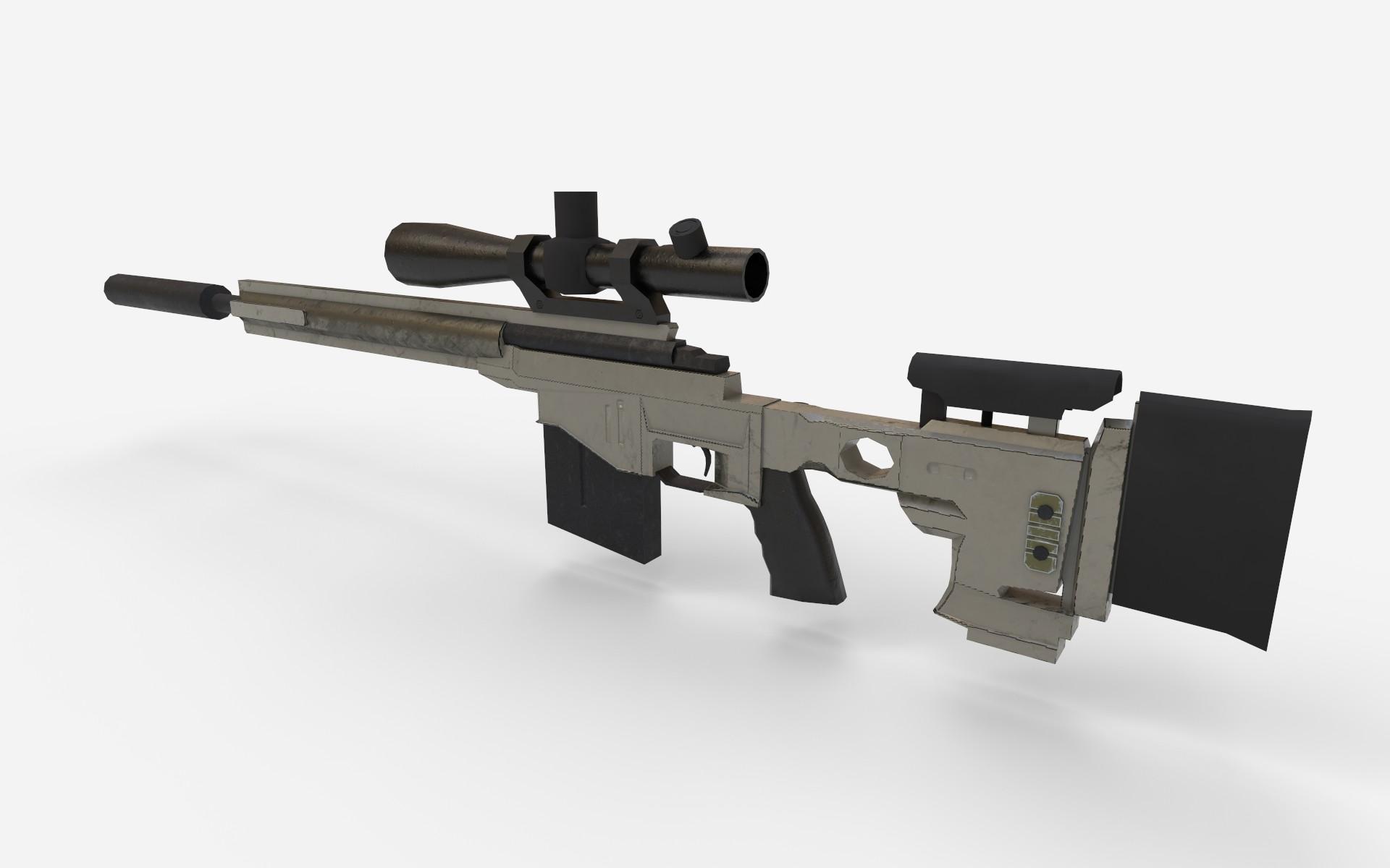 M40A7 Rifle