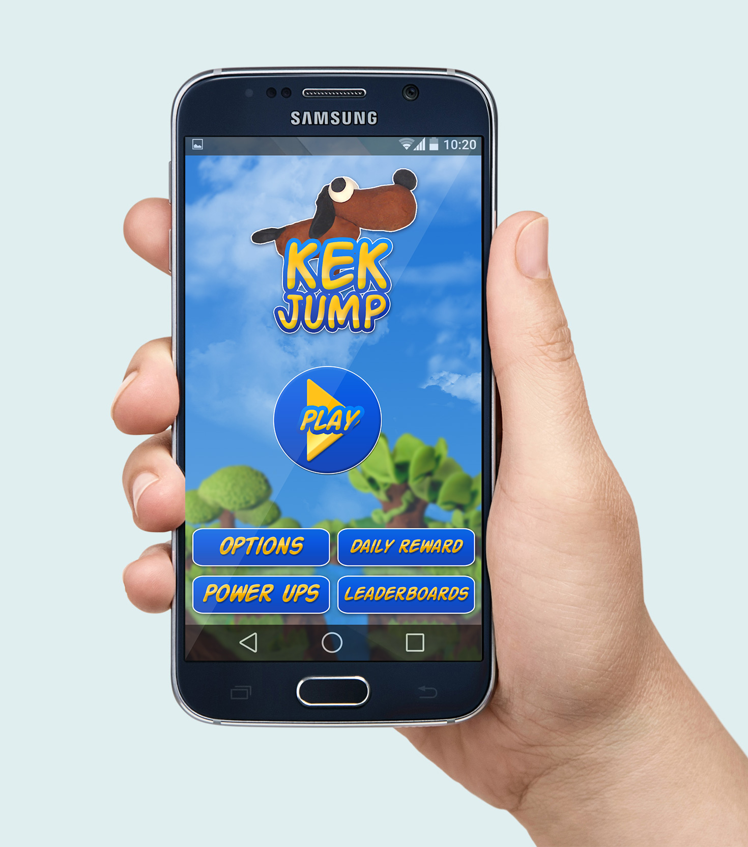 Kek Jump