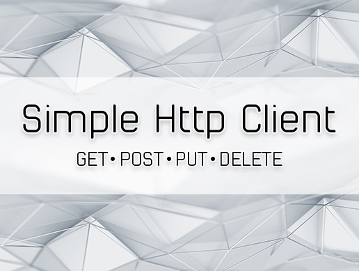 Simple HTTP Client