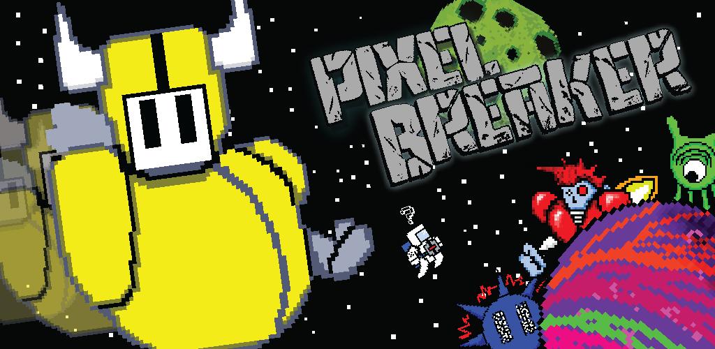 Pixel Breaker Promo art