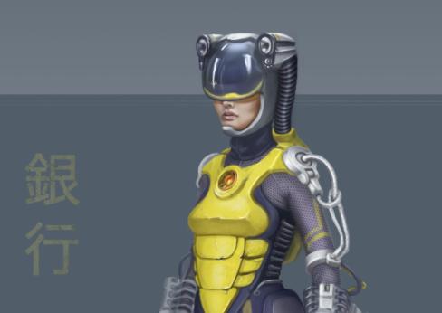 Sci-fi characters