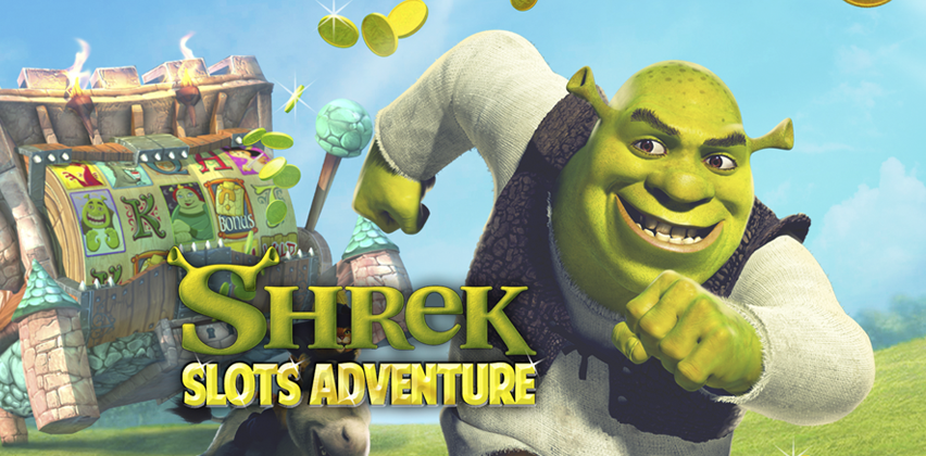 Shrek Slots Adventure