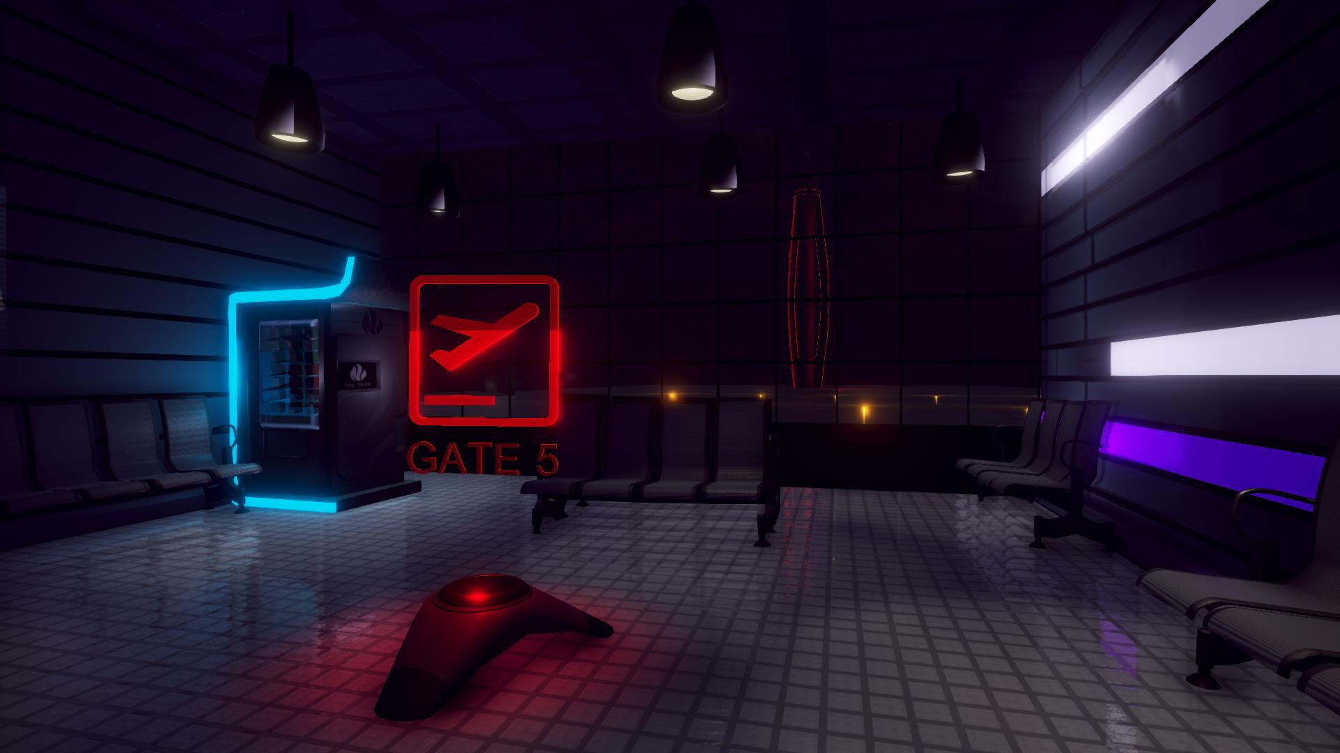Departure Gate 5