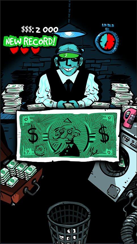 Swipe Dirty Money