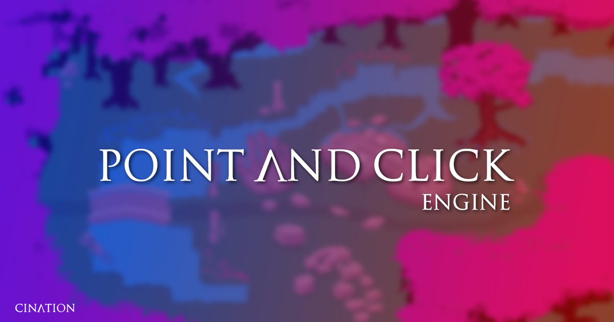 Point And Click Engine